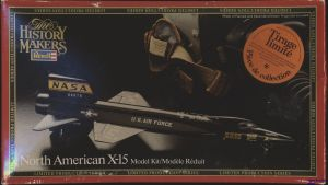 Image not found :North American X-15 Model Kit (History Makers)