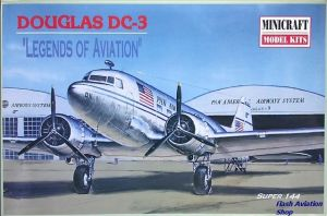 Image not found :Douglas DC-3 'Legends of Aviation'