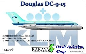 Image not found :Douglas DC-9-32 KLM