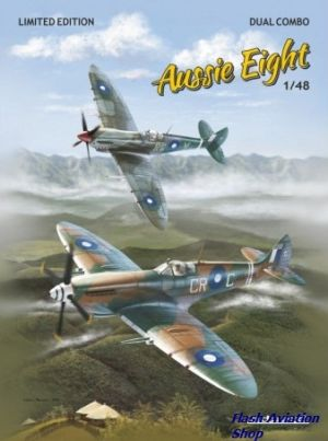 Image not found :Aussie Eight Spitfire Mk.VII Dual Combo