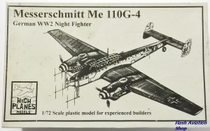 Image not found :Messerschmitt Me.110G-4