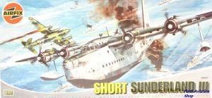 Image not found :Short Sunderland III (Grey box)