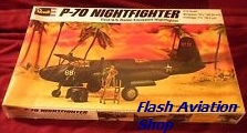 Image not found :Douglas P-70 Nightfighter (almost two kits in one box)