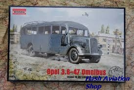 Image not found :Opel 3.6-47 Omnibus model W.39 Ludewig-built, early