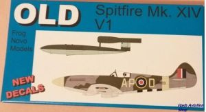 Image not found :Spitfire Mk.IX an V.1 (ex Frog) with new decals