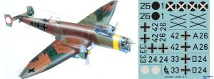 Image not found :Junkers Ju.86 D-1 (white box)