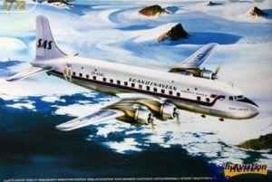 Image not found :DC-6B Super Cloudmaster
