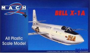 Image not found :Bell X-1A