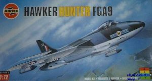 Image not found :Hawker Hunter FGA.9