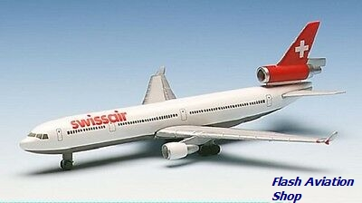 Image not found :MD-11, Swissair (New livery)