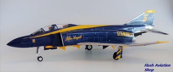 Image not found :(8001) F-4 Phantom 'Blue Angels'
