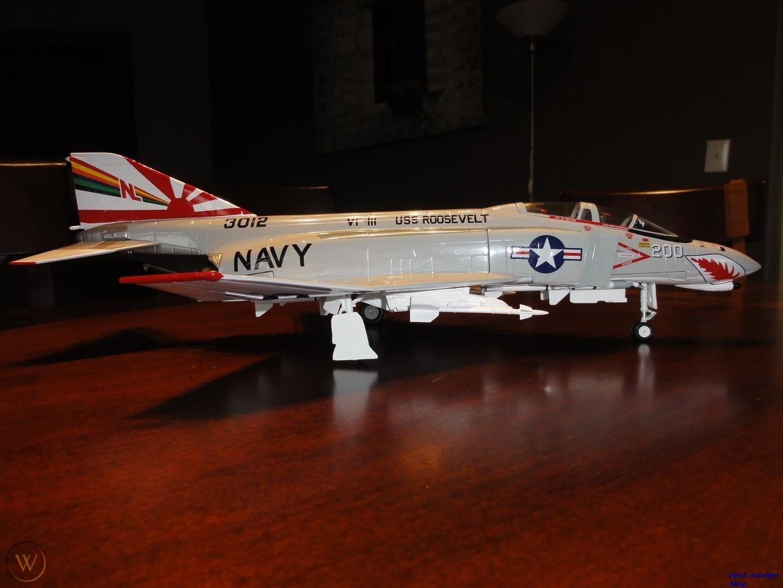 Image not found :F-4 Phantom 'Sundowners', US Navy
