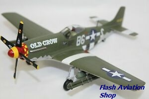 Image not found :(8006) P-51D Mustang 'Old Crow', USAAF