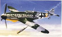 Image not found :Bf.109F Erich Hartman, Luftwaffe