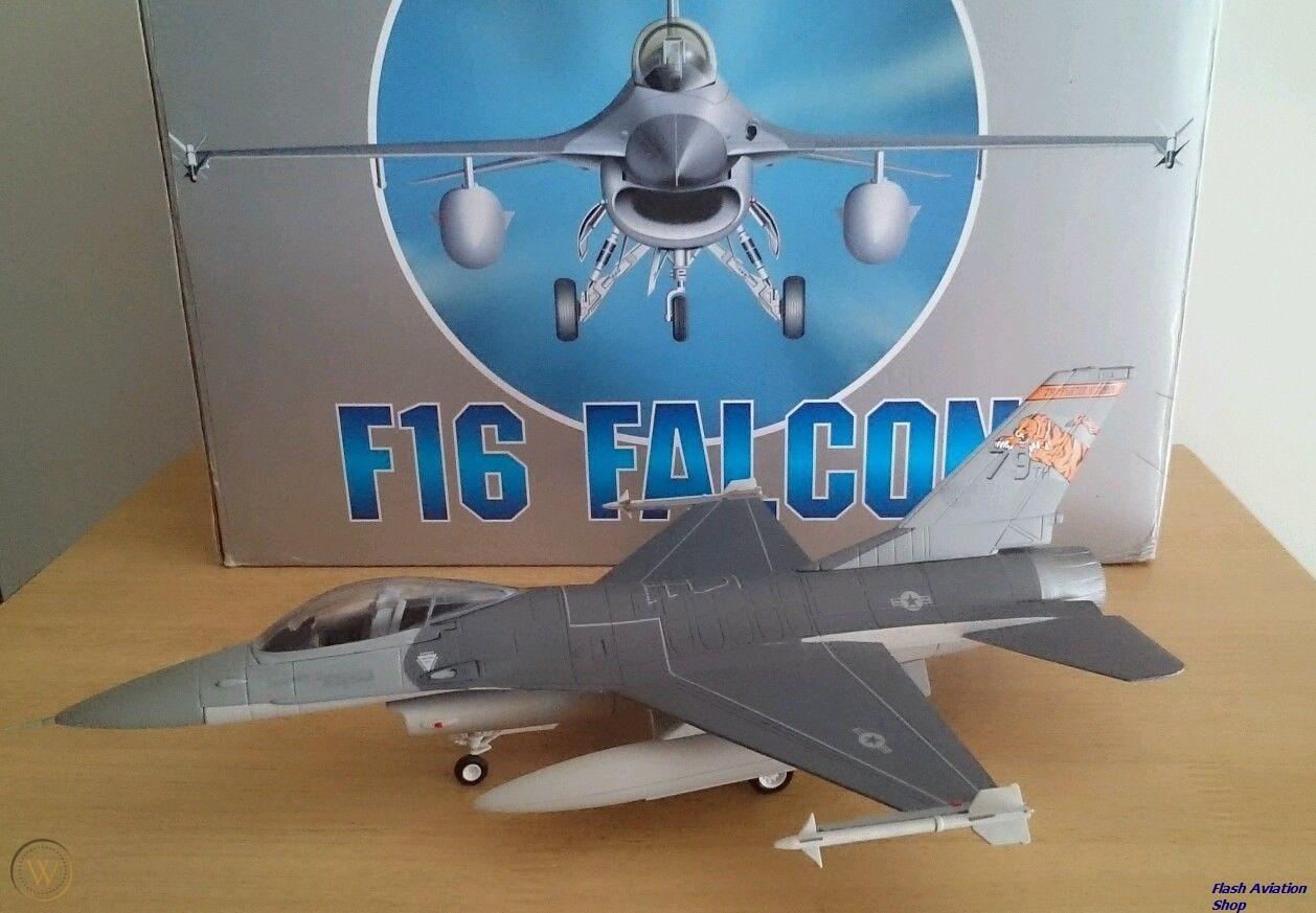 Image not found :F-16 'Tiger Meet', USAF (pitot tube broken needs glue)