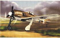 Image not found :Fw.190 Adolf Dickfeld, Luftwaffe