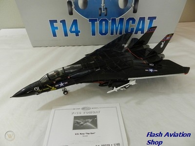 Image not found :F-14A 'Black Bunny', US Navy