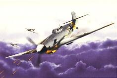 Image not found :Bf.109F Hermann Graf, Luftwaffe