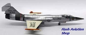 Image not found :F-104 Starfighter, US Navy China Lake