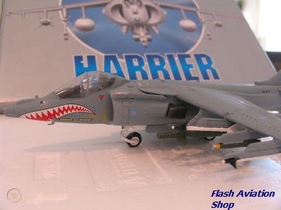 Image not found :Harrier GR.Mk.7 'Sharkmouth'