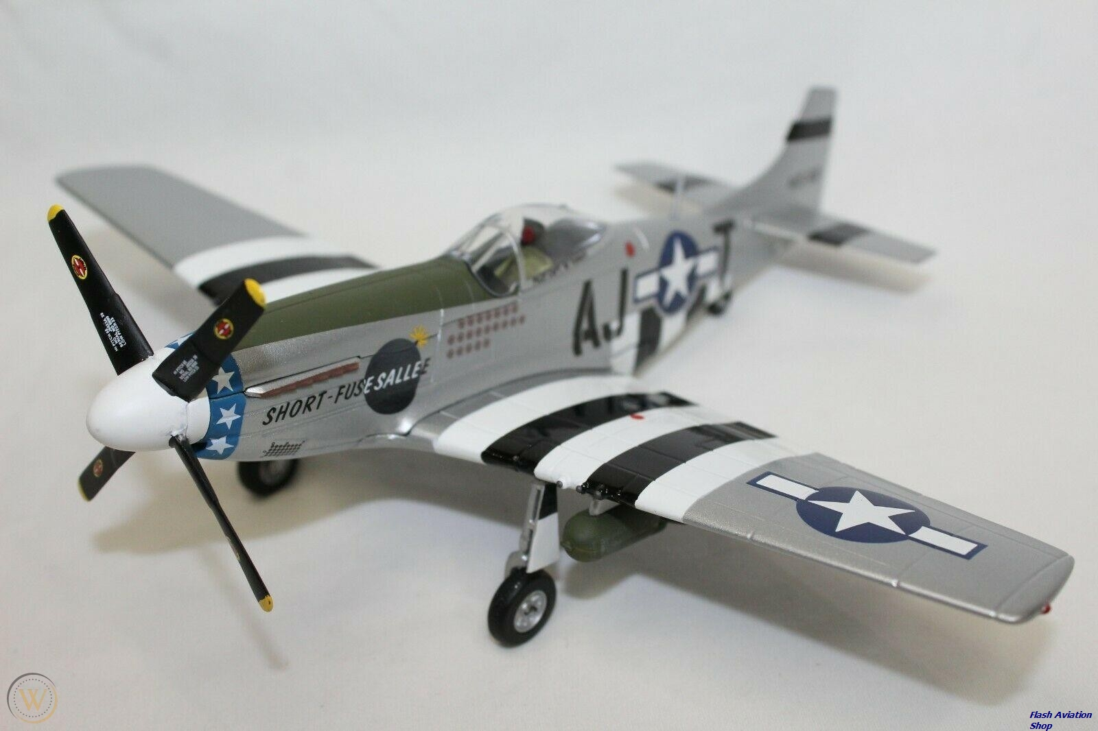Image not found :(98074) P-51 Mustang 'Short Fuse Sallee', USAAF