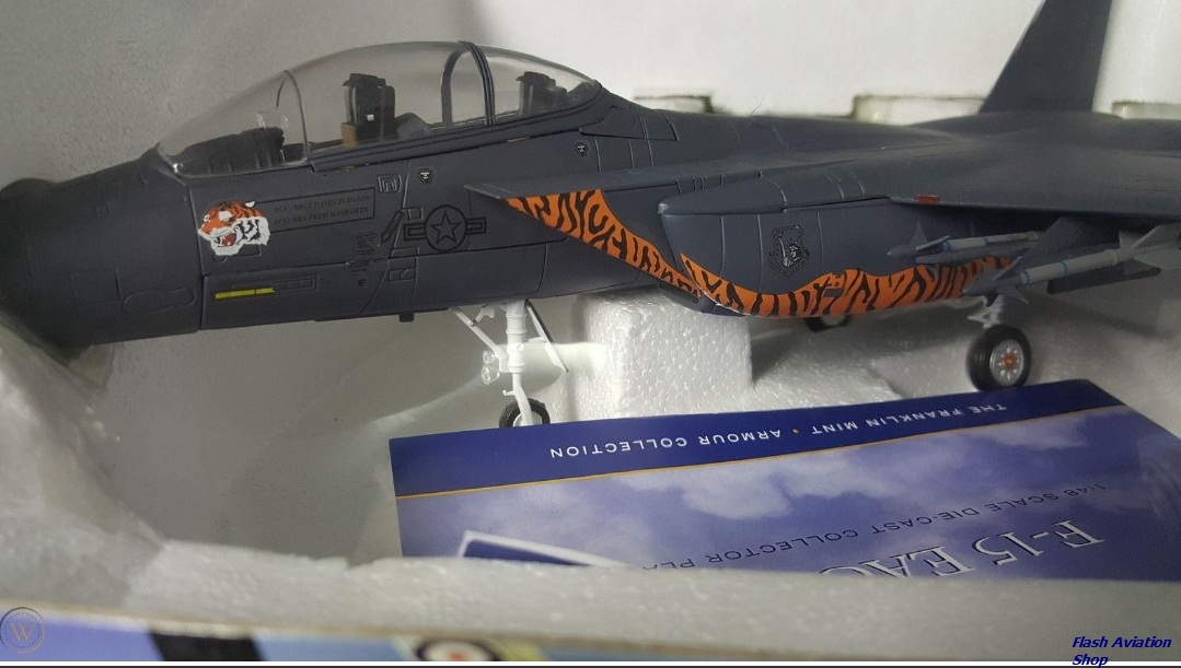 Image not found :(98097) F-15A Eagle 'Tiger Meet', USAF