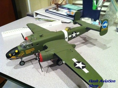 Image not found :(98169) B-25D Mitchell 'Hell's Fire', USAAF