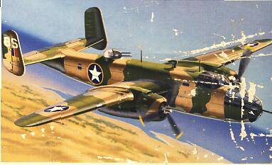 Image not found :(98181) B-25C Mitchell, USAAF (RAF)