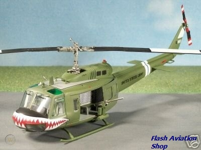 Image not found :(98190) UH-1D Huey 'Sharks', US Army