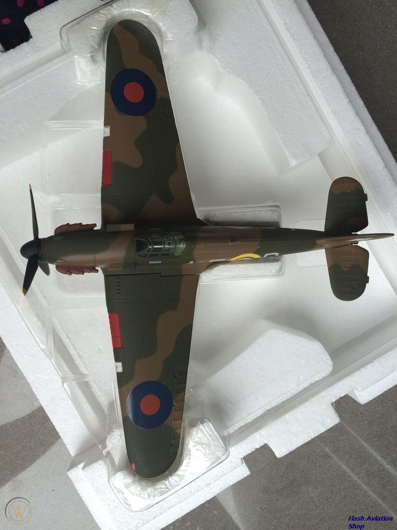 Image not found :(98213) Hawker Hurricane Mk.I, RCAF 242 sqn