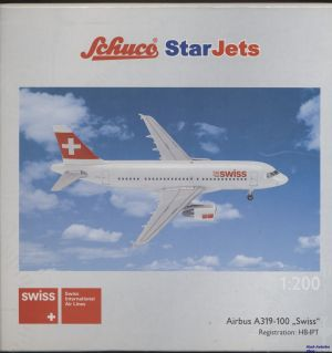 Image not found :Airbus A.319, Swiss