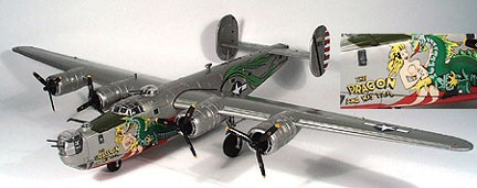 Image not found :B-24J Liberator 'The Dragon & His Tail'
