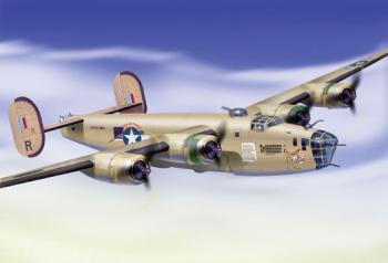 Image not found :B-24D Liberator 'The Squaw', USA
