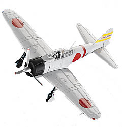 Image not found :Japanese Zero A6M2 model 21, Japan 156. Navy Pearl Harbor 41