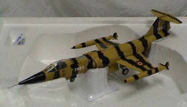 Image not found :F-104G Starfighter FAB Tigermeet, Belgium AF