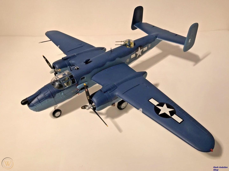 Image not found :PBJ-1J (B-25) Mitchell, US Marine