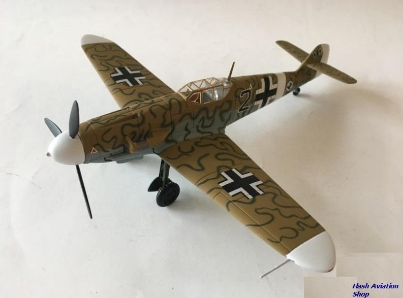 Image not found :Me.109G, Luftwaffe Black 2, Tunisia