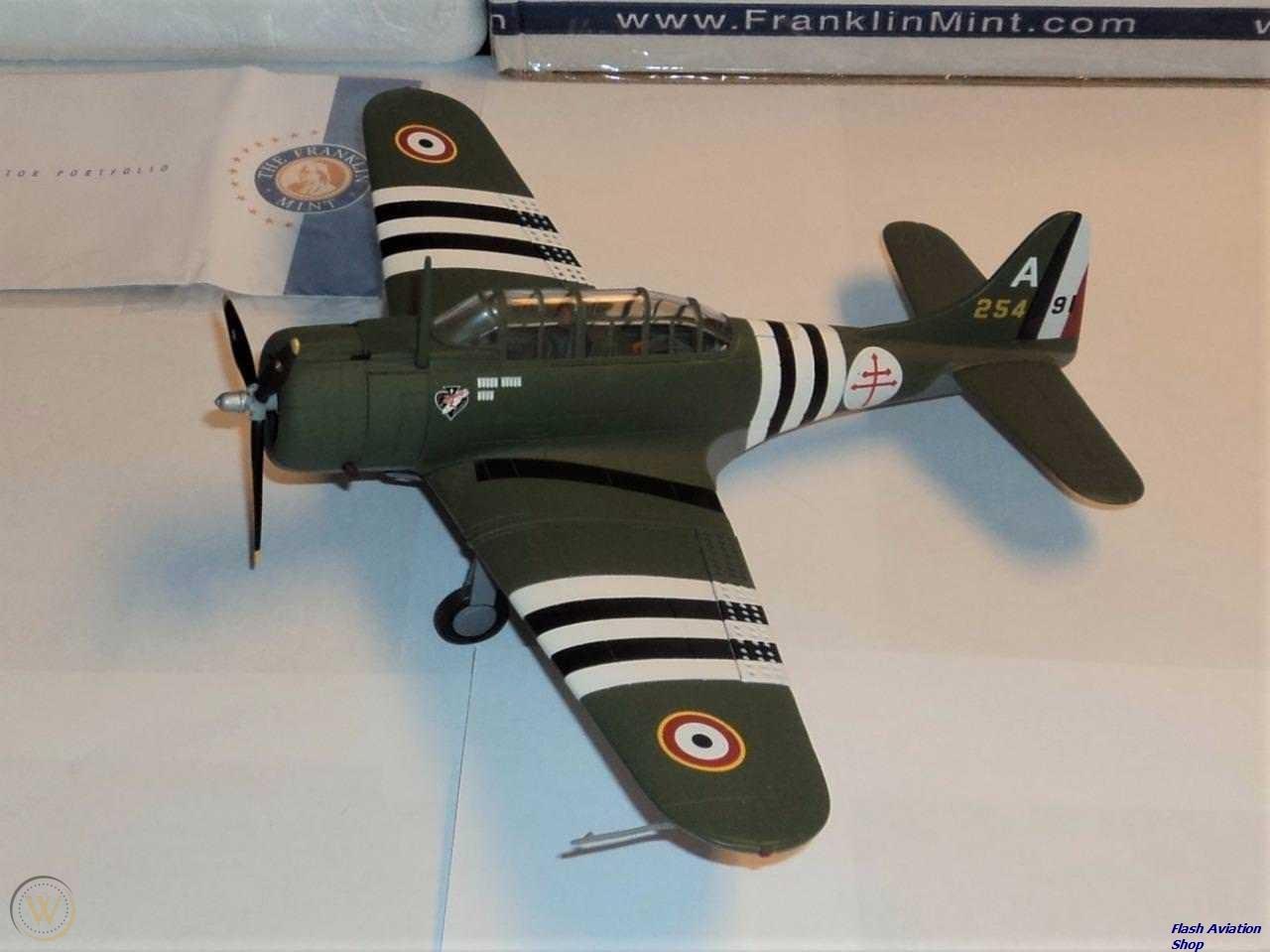 Image not found :A-24B Dauntless, Armee de l'Air