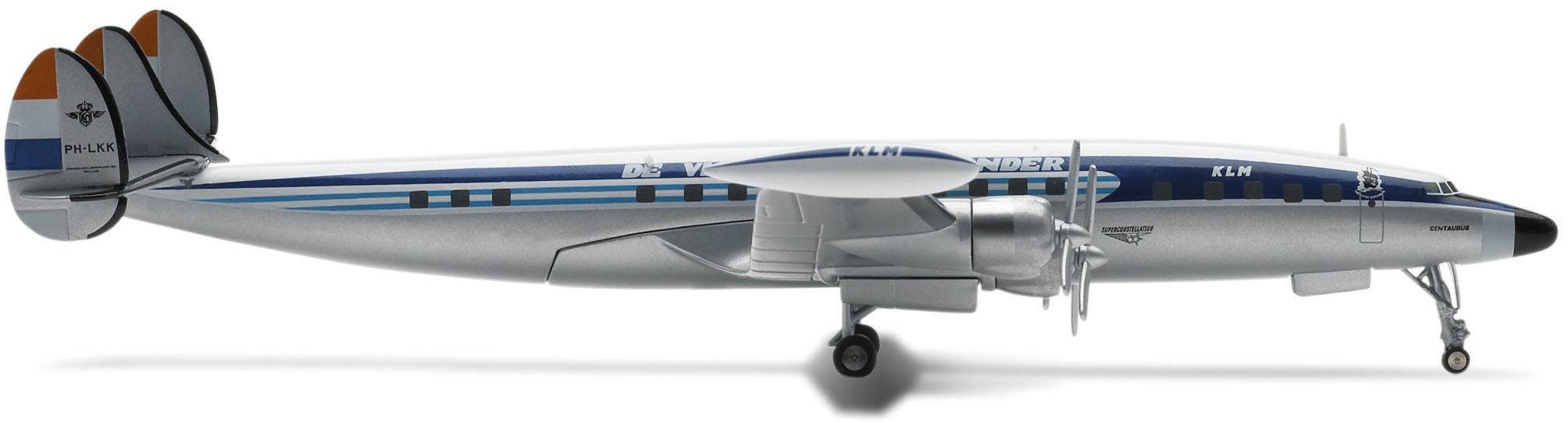 Image not found :L-1049G Super Constellation, KLM
