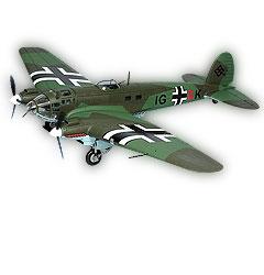 Image not found :Heinkel He.111 Luftwaffe 2./ KG 27  D