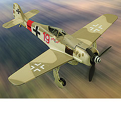 Image not found :Fw.190 Focke Wulf  Kolle Alaaf