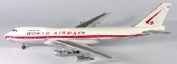 Image not found :Boeing 747-200, World Airways