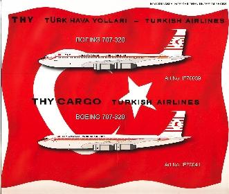 Image not found :Boeing 707 THY Cargo