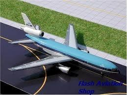 Image not found :KLM DC-10 PH-DTA