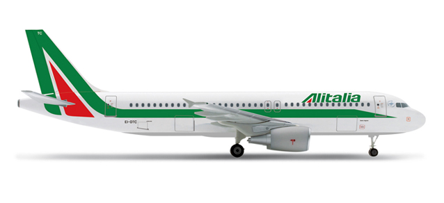 Image not found :Airbus A.320 Alitalia