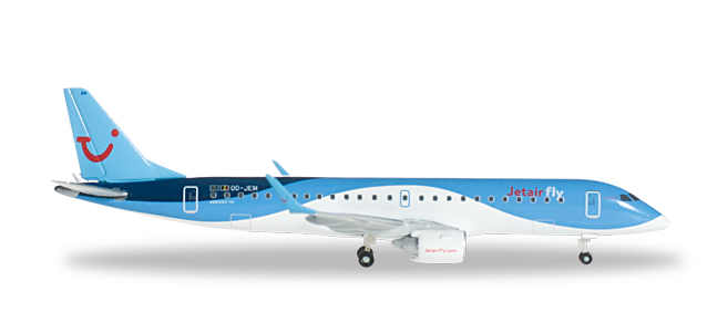 Image not found :Embraer E190 Jetairfly OO-JEM