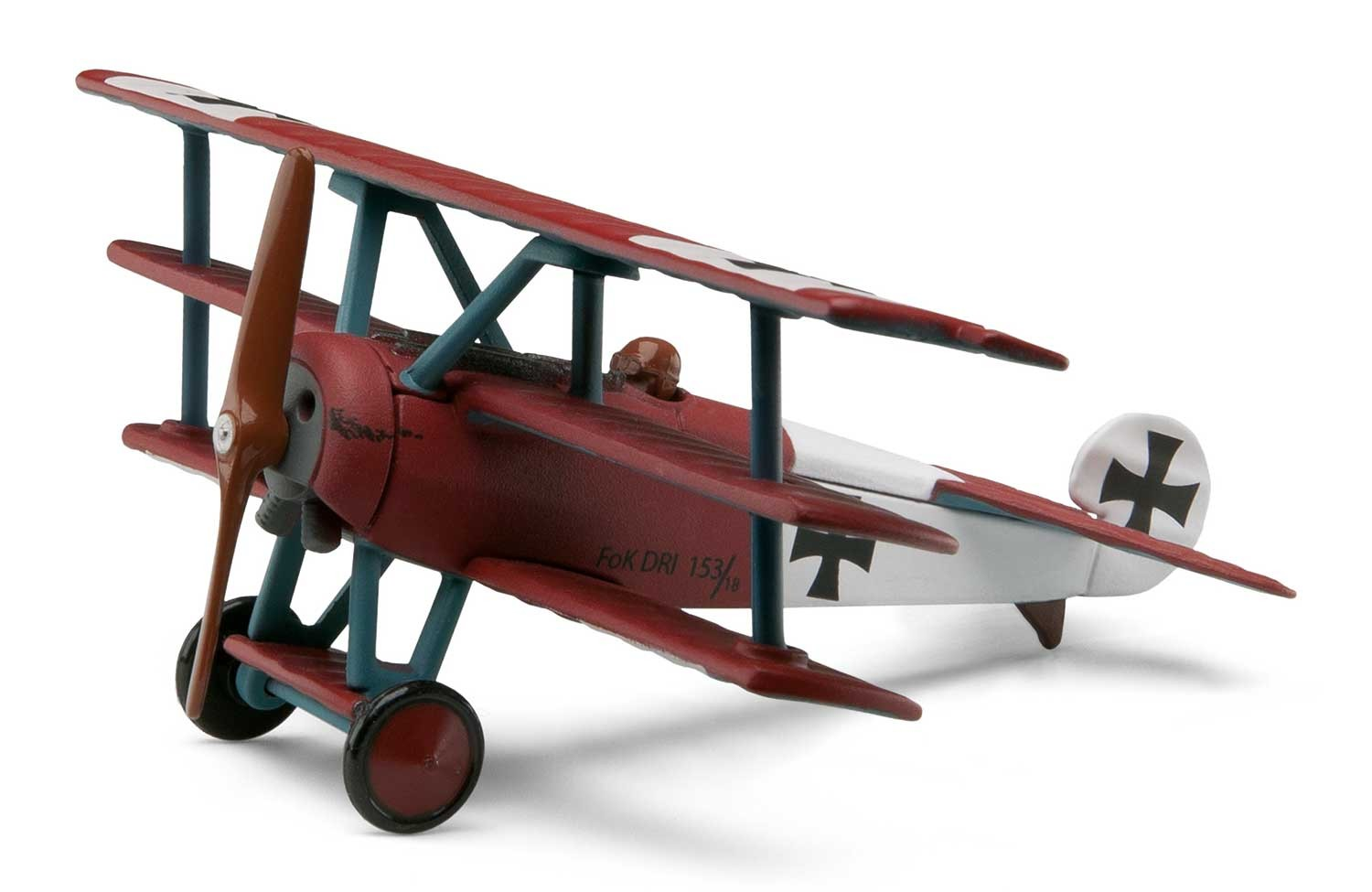 Image not found :Fokker DR1, WWI Centenary Collection