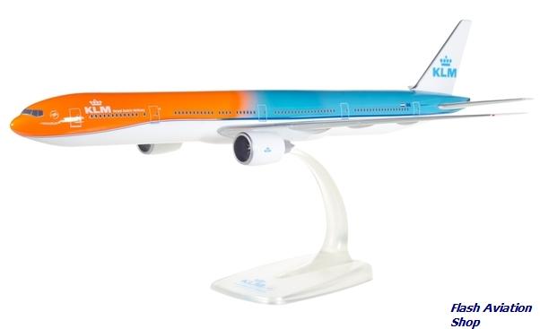 Image not found :Boeing 777-300ER KLM Orange Pride (NL)