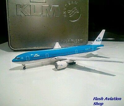 Image not found :Boeing 777-200 PH-BQA in Tin Box