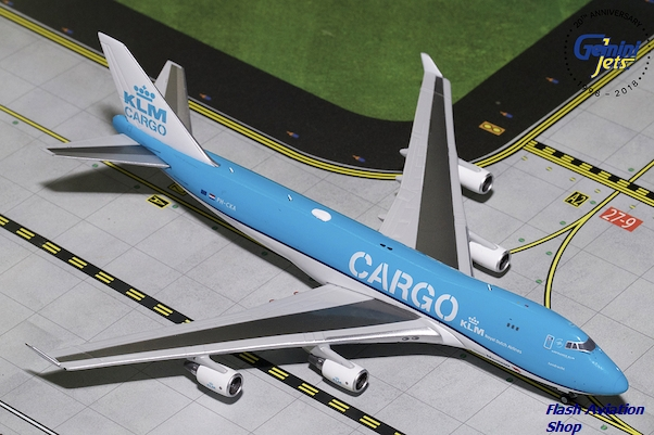 Image not found :Boeing B747-400F KLM Cargo PH-CKA